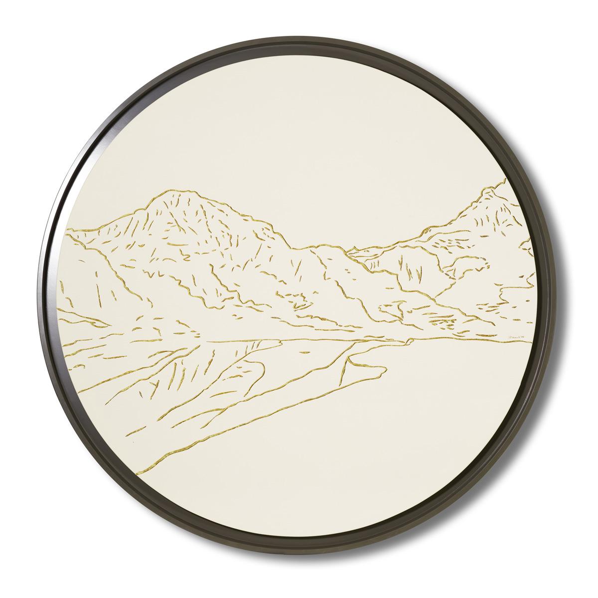 Philippe Cramer - Golden Landscape